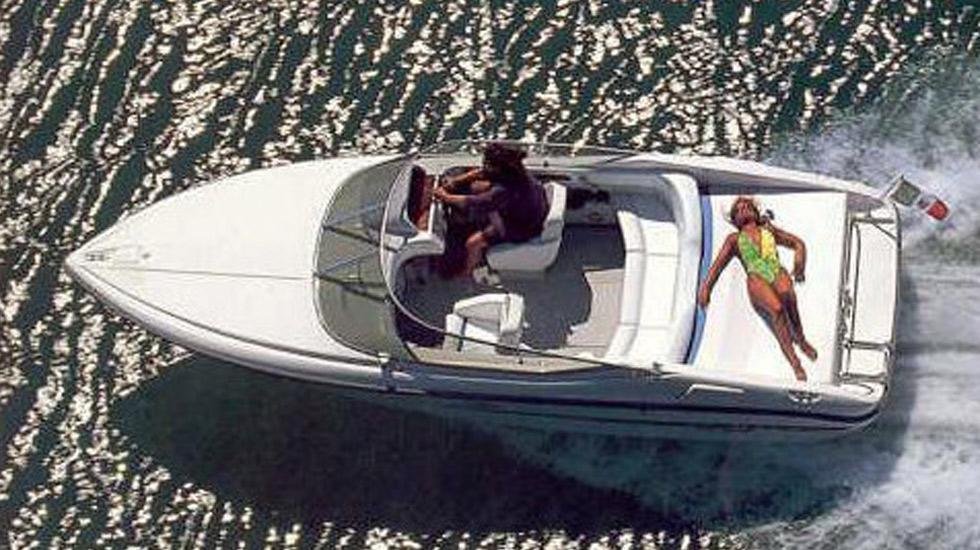 Noleggio Locazione motoscafo lago di Garda
