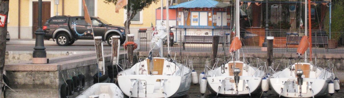 Locazione motoscafi e barche a vela lago di Garda GYC