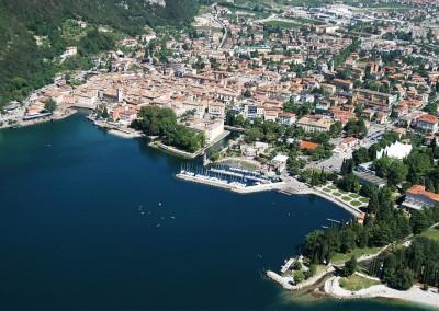 Navigare sul Lago di Garda Riva del Garda