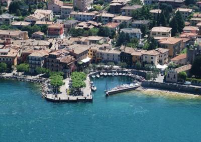 Navigare sul Lago di Garda Torri del Benaco